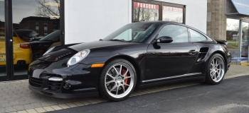 2007 Porsche Turbo Coupe