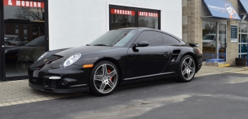 2007 Porsche Turbo * SOLD *