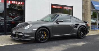 2008 Porche Turbo Coupe (997)
