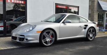 2008 Porsche Turbo Coupe
