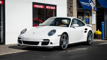 2007 Porsche Turbo Coupe 19K miles