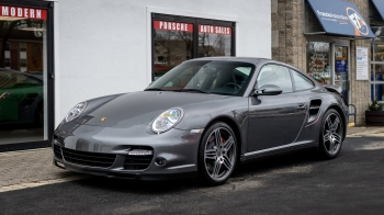 2007 Porsche Turbo ** SOLD **