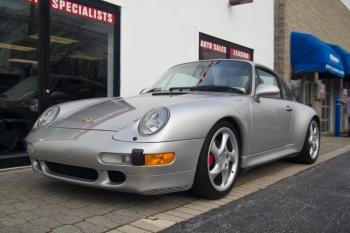 1997 Porsche 911 (993) C4S