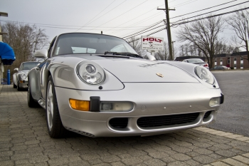 1997 Porsche 911 (993) Turbo
